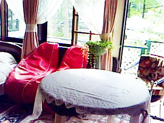 ベッドルーム2 北軽井沢ペンションヴァンベール